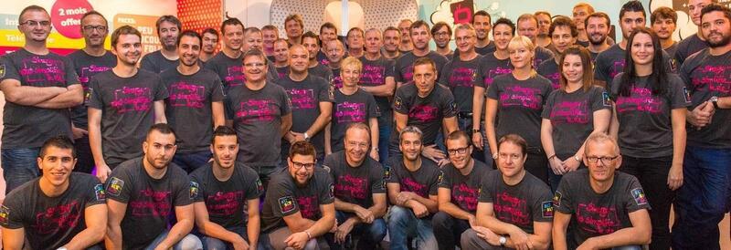 Team Sinergy Foire du Valais 2015
